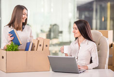 Business move Royalty Free Stock Photo