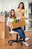 Business move Royalty Free Stock Images
