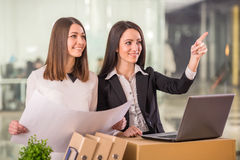 Business move Royalty Free Stock Photos