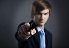 Business murder Stock Photos