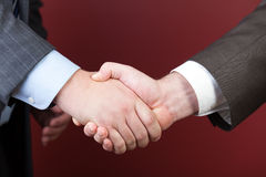 Business Negotiations Stock Photography