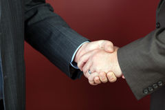 Business Negotiations Stock Photo