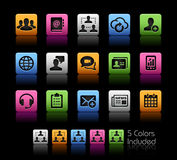 Business Network Technology Royalty Free Stock Photos