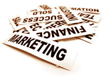 Free Business New Headlines Royalty Free Stock Photography - 5667007