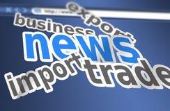 Business news Photos stock