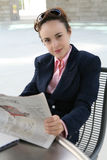 Business News Royalty Free Stock Image