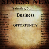 Business news Royalty Free Stock Images