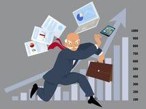Business ninja Royalty Free Stock Images