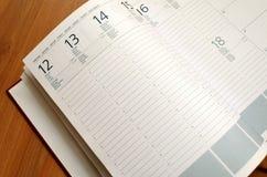 Business Notepad Stock Photos