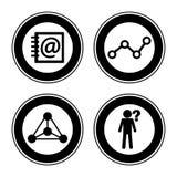 Business Objects Foto de archivo libre de regalías