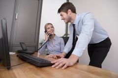 Business office Stock Photos