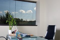 Business office Royalty Free Stock Image
