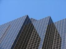 Business Office Building 2. A modern looking office building Royalty Free Stock Photography