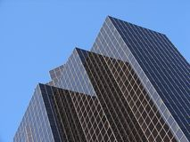 Business Office Building. A modern looking office building Royalty Free Stock Images