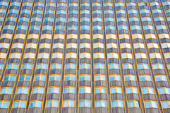 Business Office Building. Facade of Skyscraper. Royalty Free Stock Image