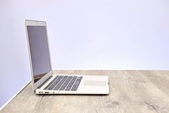 Business Office Desk Stock Photo