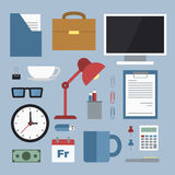 Business office equipment Stock Photography