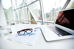 Business office Stock Photography
