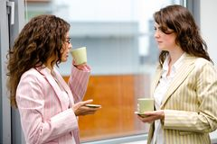 Business - office life Stock Image