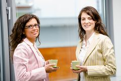 Business - office life Royalty Free Stock Photo