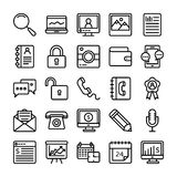Business and Office Line Vector Icons 19. Here is a useful and trendy Business and Finance Vector Icons pack. Hope you can find a great use for them in finance royalty free illustration