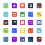 Business, Office and Marketing Colored Vector Icons 2. Here is Business, Office and Marketing Vector Icons pack. When you're creating graphics for a business Royalty Free Stock Image