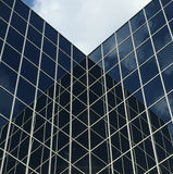 Business Office Reflective Glass Building Stock Images