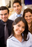 Business office team Royalty Free Stock Photo
