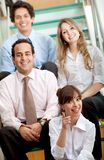 Business Office Team Work Royalty Free Stock Photography