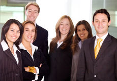 Business Office Team Work Royalty Free Stock Image