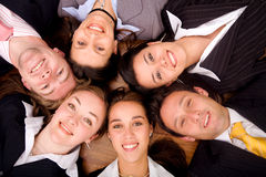 Business Office Team Work Royalty Free Stock Photo