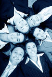 Business Office Team Work Stock Image