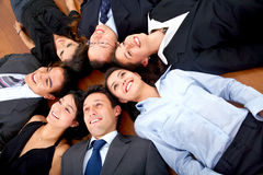 Business Office Team Work Royalty Free Stock Photos