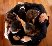 Business Office TeamWork Stock Photos