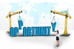 Opportunity concept Stock Photography