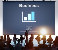 Business Organization Bar Chart Statistics Concept Stock Photography