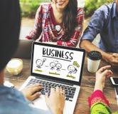 Business Organization Company Idea Concept Royalty Free Stock Image