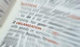 Business organization Stock Photography