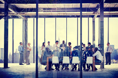 Business Organization People Working Togetherness Concept Stock Photos