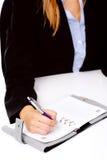Business organizer Stock Photos