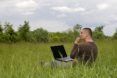 Business in outdoor Stock Photography