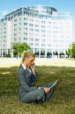 Business Outdoors 2 Stock Photography
