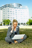 Business Outdoors 2 Royalty Free Stock Photos