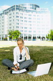 Business Outdoors 2 Stock Images