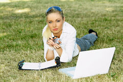 Business Outdoors 2 Stock Image