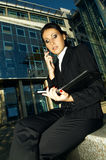 Business Outdoors Stock Image