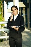 Business Outdoors Stock Photo