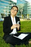 Business Outdoors Stock Photography