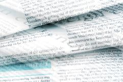 Business paper abstract Stock Image