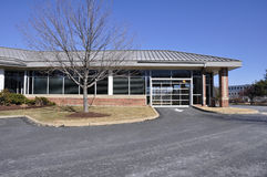 Business park Stock Image